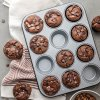 Teglia per Muffin acciaio antiaderente