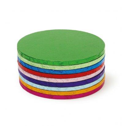Cakeboard Colorati- Sottotorta rigidi colorati