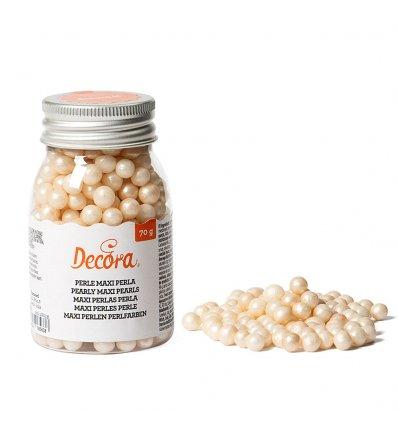 Maxi Perle di Zucchero Perla 70 gr