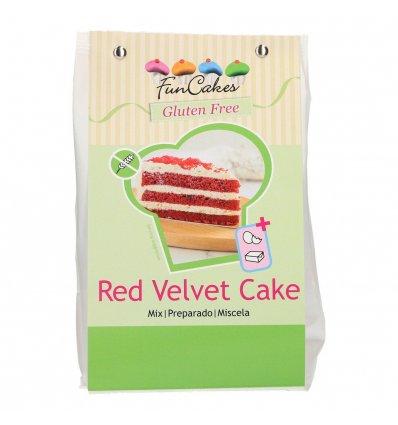 Preparato per Red Velvet Cake 400 gr gluten free
