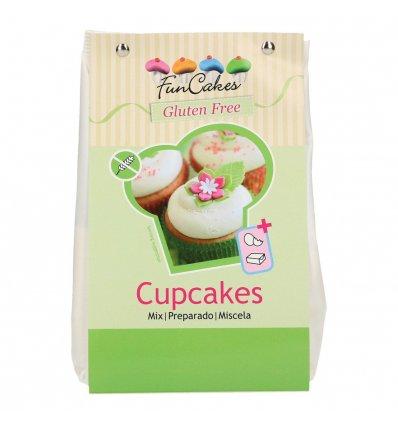 Preparato per Cupcakes 500 gr gluten free