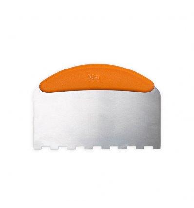 Spatola decorativa dentellata