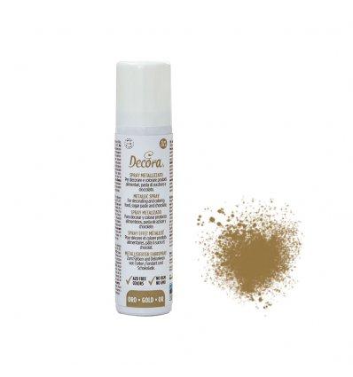 Coloranti Spray Metalizzato Oro-Argento ml 75