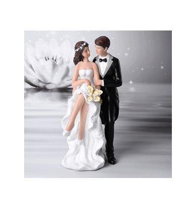 Sposi eleganti C/Fiori