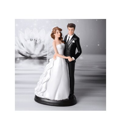 Sposi eleganti C/Velo