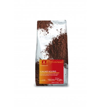 Cacao Scuro Kg 1